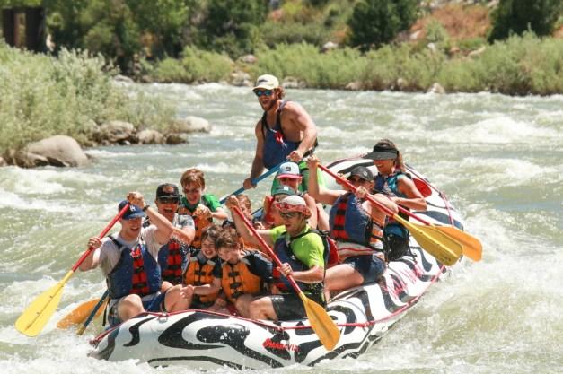 Wild West Rafting