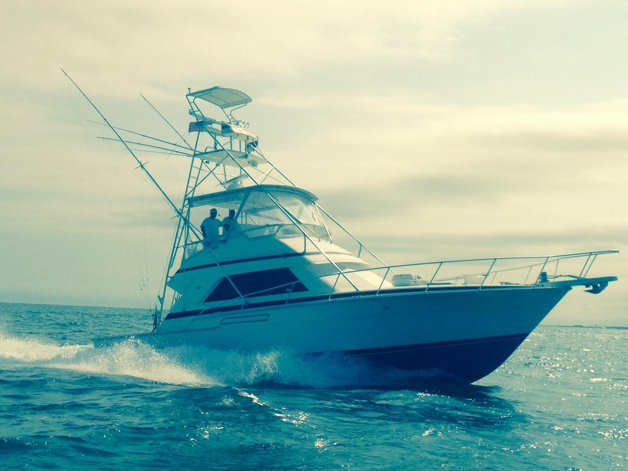 Long Time Com\'n Charters & Sportfishing