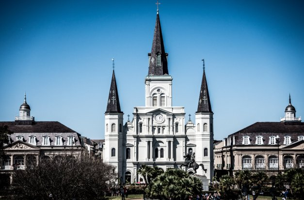 America's 20 Most Beautiful Churches & Cathedrals To Visit