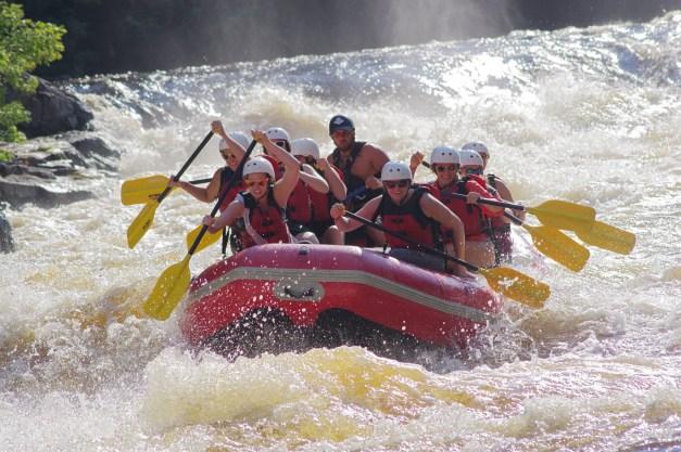 Wildman Adventure Resort - Peshtigo River Outpost