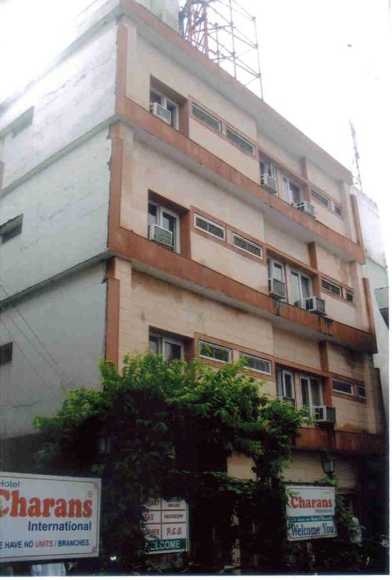 Hotel Charans International Prices Reviews Lucknow