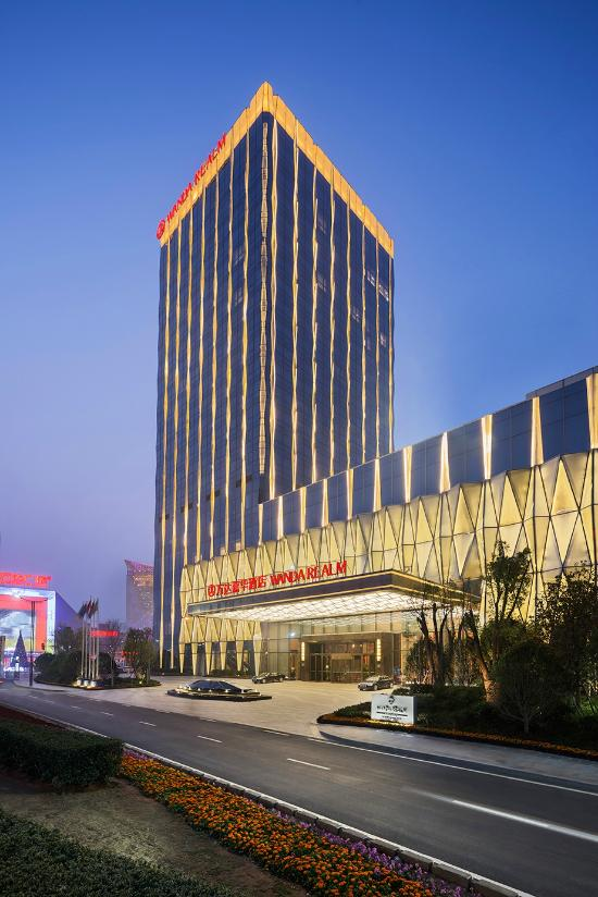 Promo 76 Off Wanda Hotel Realm Dandong Dandong China Cheap