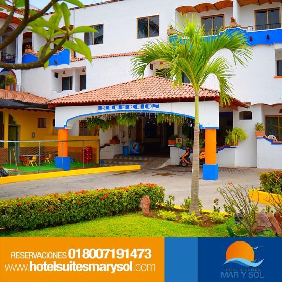 Hotel  Suites Mar y Sol desde 925 Rincn de Guayabitos Nayarit  opiniones y comentarios  hotel  TripAdvisor