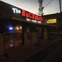 The Backyard Bar Stage and Grill, Waco - Menu, Prices ...
