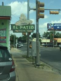 El Patio, Austin - University of Texas - Menu, Prices ...