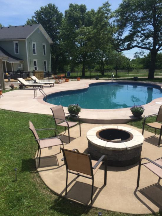 Inground Pool With Fire Pit : inground, Netherfield, Natural, Pictures, Reviews, Tripadvisor