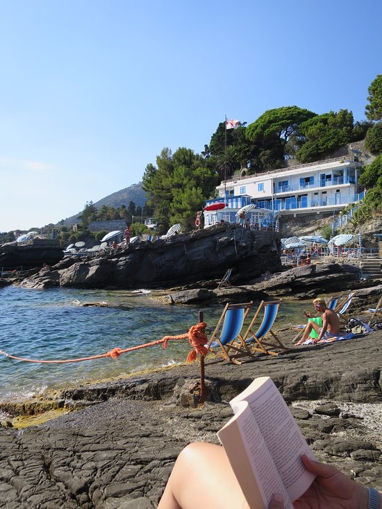 Bagni Scogliera On the Rocks Genova  Ristorante