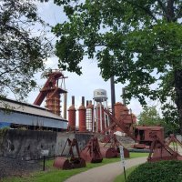Sloss Furnaces National Historic Landmark (Birmingham, AL ...