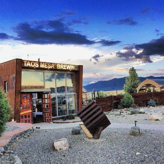 Taos Mesa Brewing El Prado  Restaurant Reviews Photos