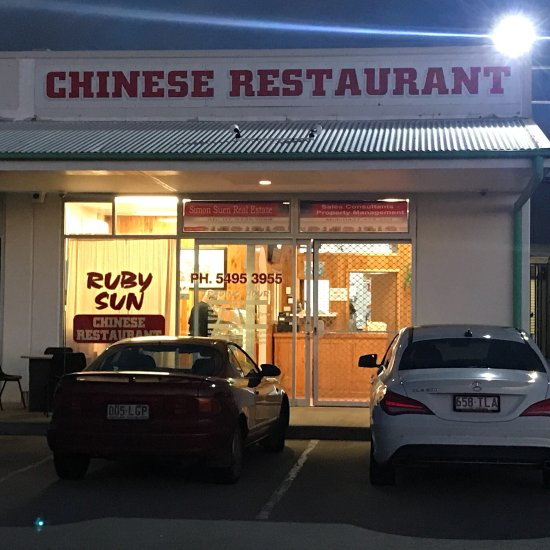 Ruby Sun Chinese Take Away Morayfield Ulasan Restoran