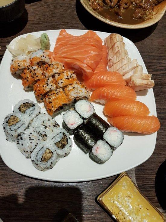 Best Sushi Soho London