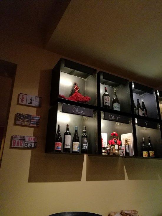 Controversia Tapas Bar Reggio Emilia  Ristorante