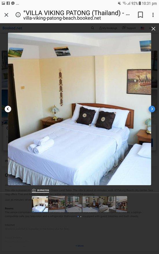 Villa Viking Prices Lodge Reviews Patong Thailand