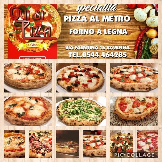 Qui Si Pizza Da Gianni Ravenna Ristorante Recensioni