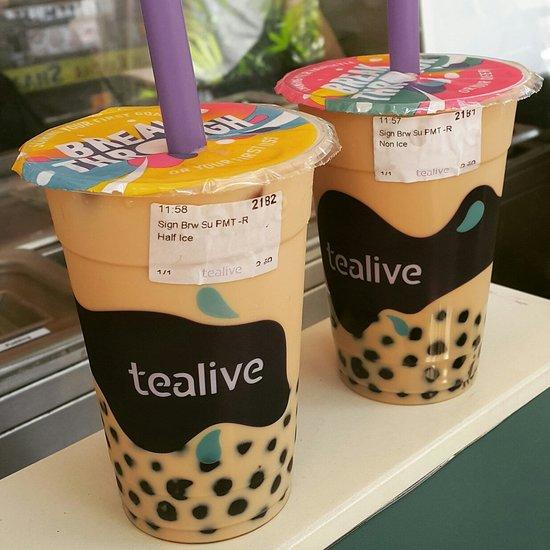 TEALIVE, Subang Jaya - Jalan PJS 11/15 - Menu, Prices & Restaurant Reviews  - Tripadvisor