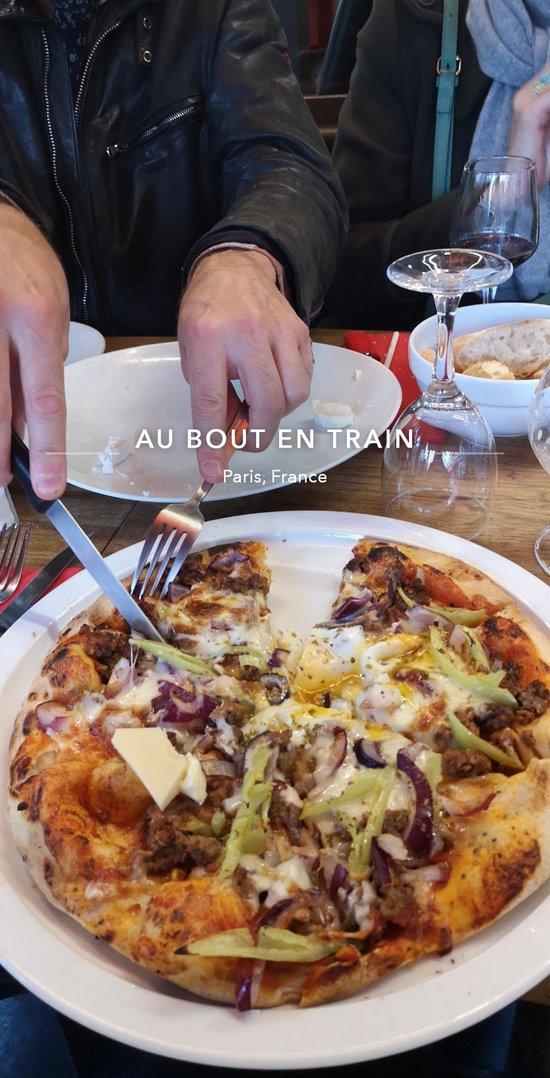 Bout-en-train : bout-en-train, TRAIN,, Paris, Entrepot, Restaurant, Reviews,, Photos, Phone, Number, Tripadvisor