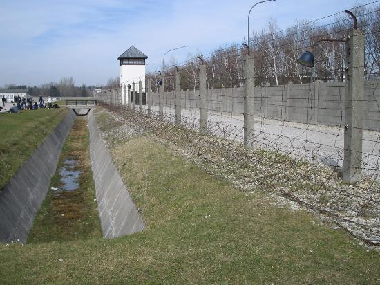 Dachau Concentration Camp Memorial Site UPDATED August