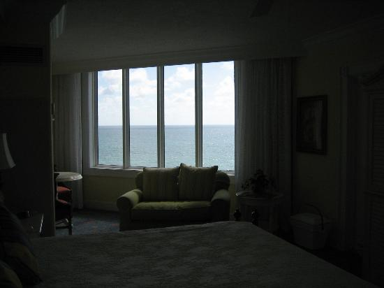 Window off sitting area