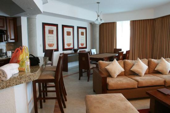 Interior Of 2 Bedroom Suite Picture Of Hotel Marina El