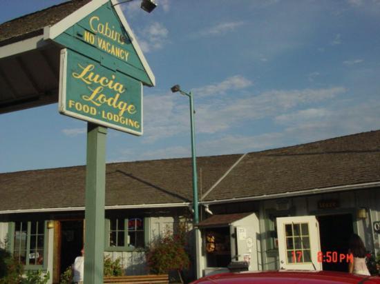 Lucia Lodge Restaurant Big Sur  Restaurant Reviews Phone Number  Photos  TripAdvisor