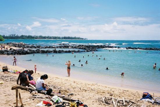 Lydgate Beach Park, Kauai - Picture of Anini Beach, Kauai