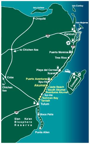 Moon Palace Cancun Resort Map : palace, cancun, resort, Inside, Yucatan, Peninsula, Resort, Tripadvisor
