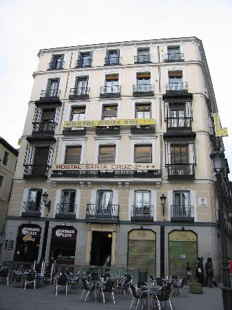 Hostal Cruz Sol Is Situated On 3rd Floor Picture Of Hostal