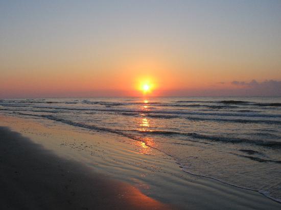 Atlantic Beach Sc Sunrise