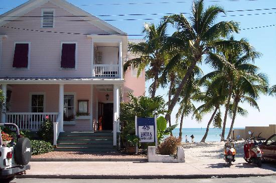 Strret Entrance to Louies Backyard  Key West  Picture of Louies Backyard Key West  TripAdvisor
