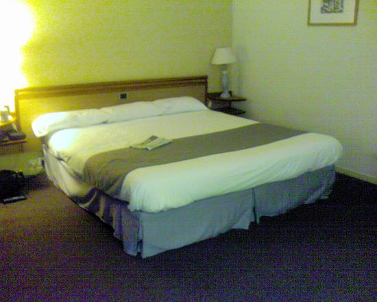 Holiday Inn Paris Montparnasse Pasteur Main King Bed In 3 Person Room