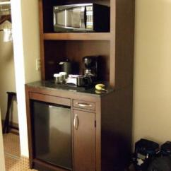 Kitchen Armoire Appliance Colors In An Picture Of Hilton Garden Inn Jacksonville Orange Park