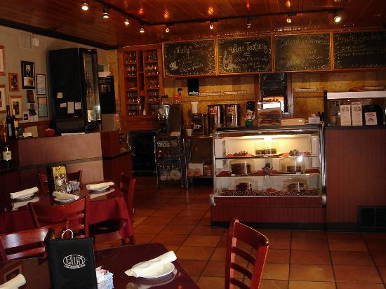 Tollas Italian Deli Cafe Winter Park  Menu Prices