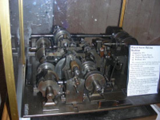 American Precision Museum Springfield Vt