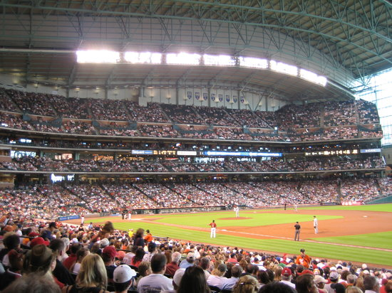 Hotels Near Minute Maid Park Houston Astros