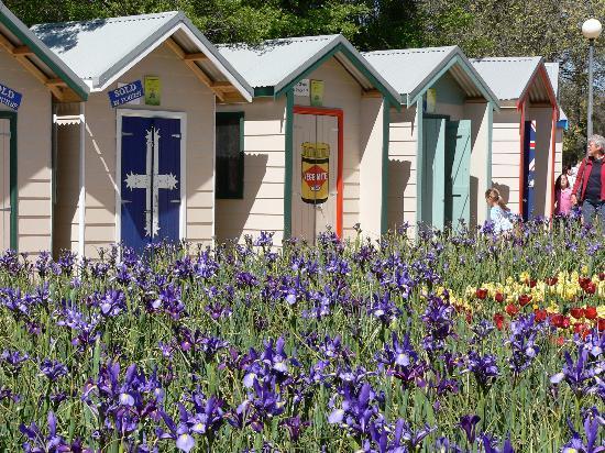 Floriade garden sheds