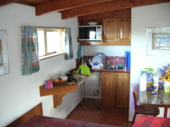 Kitchen Annex Chalet Romantica Paihia Tripadvisor