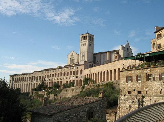 Foto di Assisi  Immagini di Assisi Provincia di Perugia