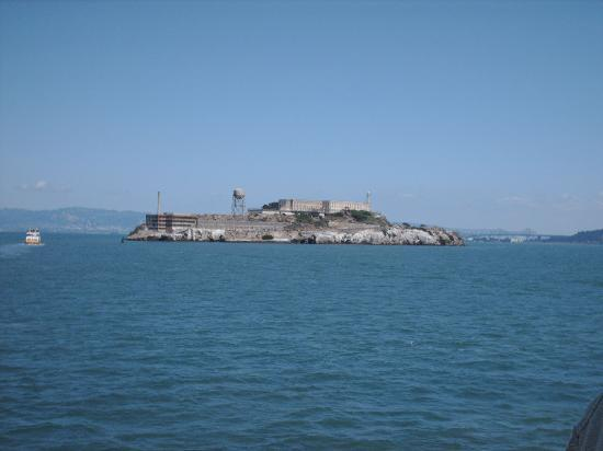 alcatraz baie de san francisco