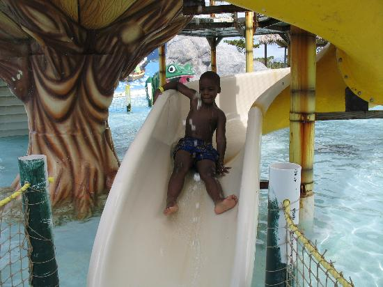 Cool Runnings Water Park Jamaica