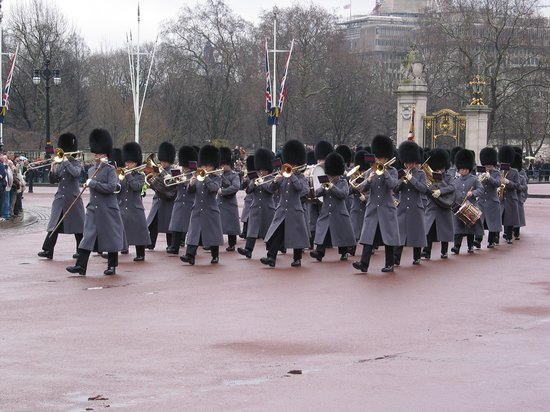 Changing of the Guard London England Address Phone Number Tickets  Tours Theater