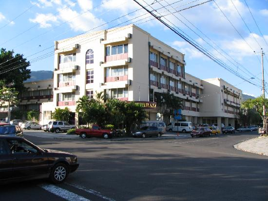 Hotel Terraza from Street  Picture of Best Western Plus