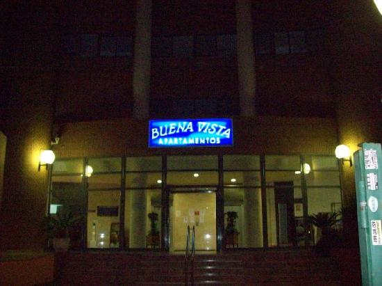Buenavista Front Of Hotel