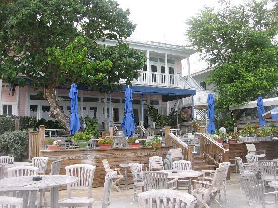 Backyard  Picture of Louies Backyard Key West  TripAdvisor