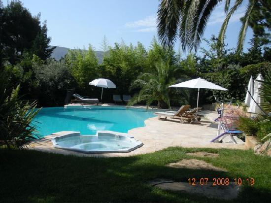 Chambre dhte design  Piscine et jardin de rve  Le Cap Pictures  TripAdvisor