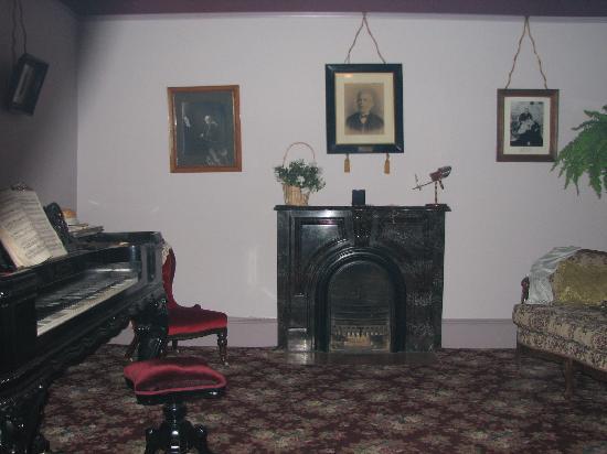 Interior Of (haunted) Living Room  Picture Of Helmcken