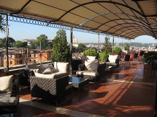 Hotel Bernini Bristol Rome Italy  Hotel Reviews