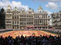 Floral Carpet, Grand Place - Picture of Stanhope Hotel ...