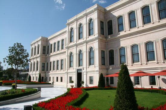 Hotel Von Der Terrasse Aus Photo De Four Seasons Istanbul At The