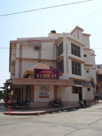 Restaurant Only Review Of Hotel Samrat Diu India