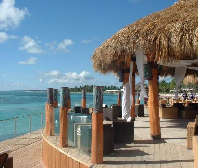 Club Med Punta Cana Bar Plage